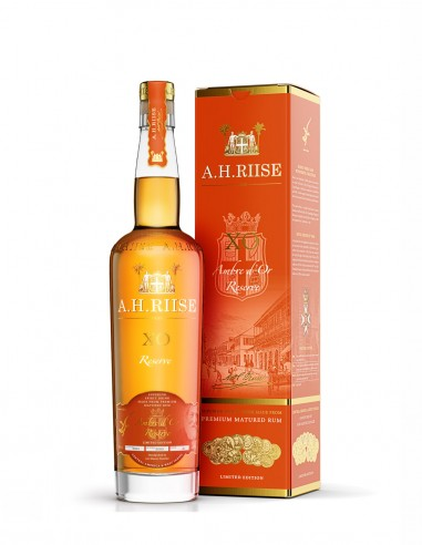 AH Riise XO Ambre d'Or