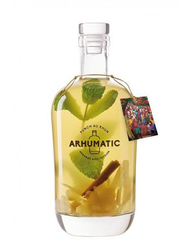 Arhumatic Ayiti (Citron-Gingembre)