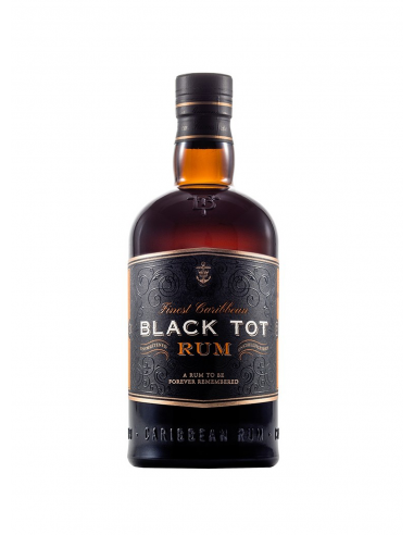 Black Tot Rum Finest Caribbean