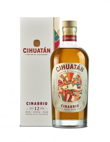 Cihuatán Cinabrio 12 ans